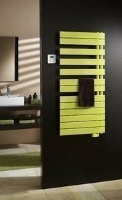 Sèche serviettes Fassane Spa asymétrique couleur 500 W ACOVA. - Gedimat.fr