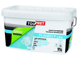 Enduit de finition PLANEO® F SANEO Pâte 17kg - Gedimat.fr