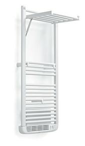 Radiateur sèche-serviettes STENDINO SOUFFLANT Blanc 1750 W - Gedimat.fr
