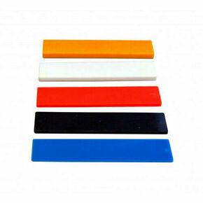 Cales plates 100x24mm - boite de 400 pièces - Gedimat.fr