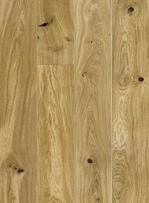 Parquet contrecollé monolame chêne choix various Long.1092mm larg.130mm ép.14mm verni satiné - Gedimat.fr