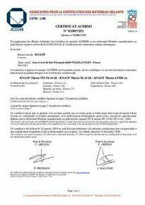 Entrevous polystyrène HOURDIVERSEL B22 SC1210+  - 1235x600mm - Gedimat.fr
