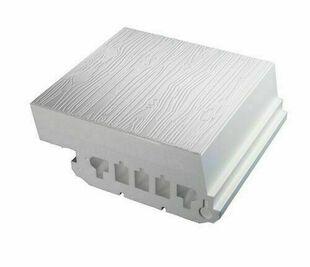 Entrevous polystyrène TREILLISMAX SC 19 - 625x600mm - Gedimat.fr