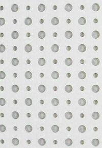 Dalle DELTA UFF 8/15/20R VETU BLANC - 2000x1200mm - Gedimat.fr