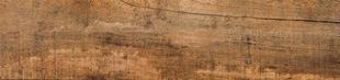 Grès cérame émaillé CORTINA, groupe 4, moh's 6, 19x80 cm, épaisseur 10 mm, boîte de 1,40 m², noisette - Gedimat.fr