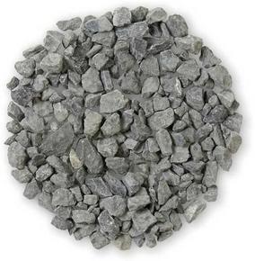 Gravier noir concassé 6/14 mm sac 35 kg - Gedimat.fr