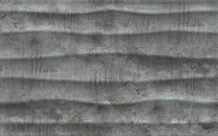 Décor mat COSY WAVE 25x40 cm épaisseur 7,5 mm basalt - Gedimat.fr