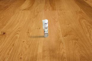Mastic silicone transparent AQUA pour sol stratifié  et vinyle cartouche 310ml - Gedimat.fr
