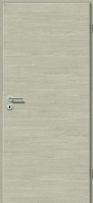 Bloc-porte RHEDA isolant huisserie cloison 70 à 80mm revêtu mélaminé finition chêne platine haut.204cm larg.83cm droit poussant - Gedimat.fr