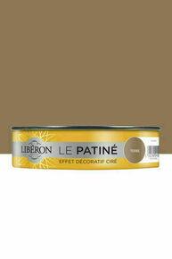 Peinture LE PATINE terre  - pot 0,150l - Gedimat.fr