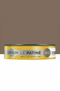 Peinture LE PATINE bronze ancien  - pot 0,150l - Gedimat.fr