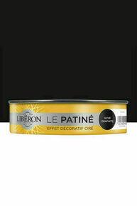 Peinture LE PATINE noir graphite  - pot 0,150l - Gedimat.fr