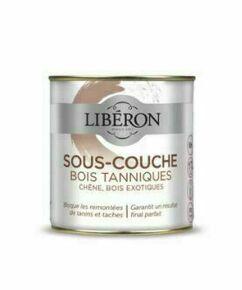Sous couche bois tanniques  - pot 0,5l - Gedimat.fr