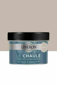 Peinture LE CHAULE mat taupe  - pot 0,250l - Gedimat.fr