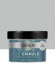 Peinture LE CHAULE mat gris colombe  - pot 0,250l - Gedimat.fr