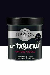 Peinture le TABLEAU noir graphite  - pot 0,5l - Gedimat.fr