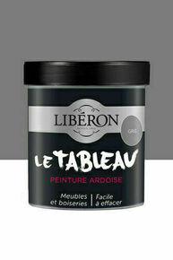 Peinture le TABLEAU gris  - pot 0,5l - Gedimat.fr