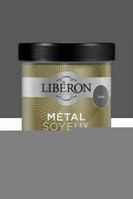 Peinture meubles métal soyeux étain brillant  - pot 0,5l - Gedimat.fr