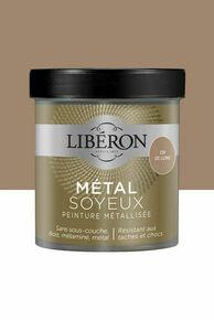 Peinture meubles métal soyeux or de lune brillant  - pot 0,5l - Gedimat.fr