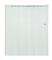 Radiateur à inertie réfractite MANON Blanc 2000W Horizontal CHAUFELEC - Gedimat.fr