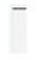 Radiateur à inertie fonte ZINA Blanc 1000W Vertical CHAUFELEC - Gedimat.fr