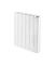 Radiateur électrique à inertie TRADITION PLUS Long.51cm Haut.58cm Prof.9,5cm 1000W MARINIERE ENERGIE - Gedimat.fr