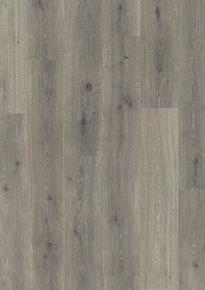 Plinthe pour sol stratifié LIVING EXPRESSION CLASSIC PLANK ép.14mm larg.58mm long.2.40m Chêne alpin gris - Gedimat.fr