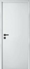 Bloc-porte palière acoustique stable climat II 40 dB haut.2,04 m larg.83 cm poussant droit - Gedimat.fr