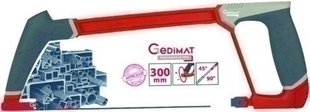 Scie à métaux GEDIMAT PERFORMANCE PRO - Gedimat.fr