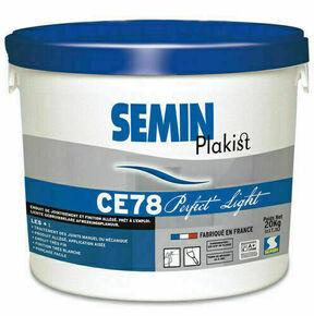 Enduit allégé PLAKIST CE78 PERFECT'LIGHT - seau de 20kg - Gedimat.fr