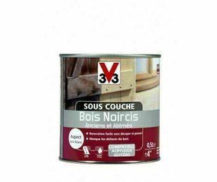 Sous couche bois noircis incolore  - pot 2,5l - Gedimat.fr