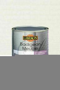 Le badigeon meuble blanc coton  - pot 0,5l - Gedimat.fr