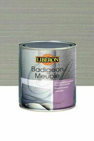 Le badigeon meuble gris perle  - pot 0,5l - Gedimat.fr