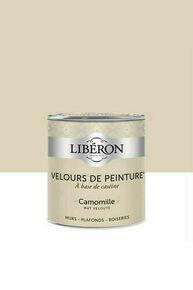 Velours de peinture camomille  - pot 2,5l - Gedimat.fr