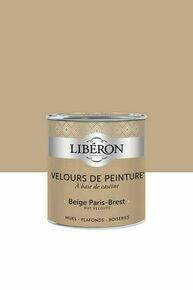Velours de peinture beige paris brest  - pot 0,125l - Gedimat.fr