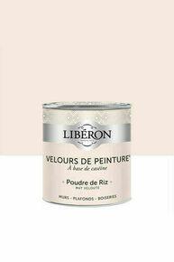 Velours de peinture poudre de riz  - pot 2,5l - Gedimat.fr