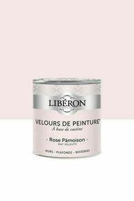 Velours de peinture rose pâmoison  - pot 2,5l - Gedimat.fr