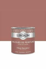 Velours de peinture rose mercière  - pot 2,5l - Gedimat.fr