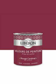 Velours de peinture cardinal  - pot 0,5l - Gedimat.fr