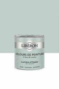 Velours de peinture lumière d'Opale  - pot 2,5l - Gedimat.fr