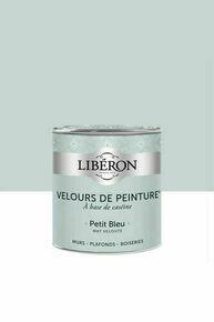 Velours de peinture petit bleu  - pot 0,5l - Gedimat.fr