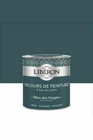 Velours de peinture bleu des Vosges  - pot 0,5l - Gedimat.fr