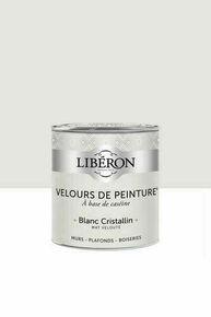 Velours de peinture blanc cristallin  - pot 2,5l - Gedimat.fr