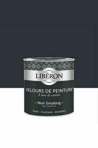 Velours de peinture noir smoking  - pot 2,5l - Gedimat.fr