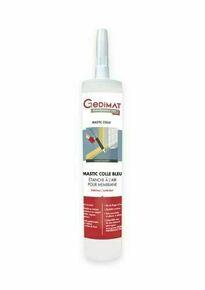 Mastic colle pour membranes intérieur / extérieur 310 ml GEDIMAT PERFORMANCE PRO - Gedimat.fr