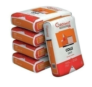 Colle carreaux plâtre 25 kg GEDIMAT PERFORMANCE PRO - Gedimat.fr
