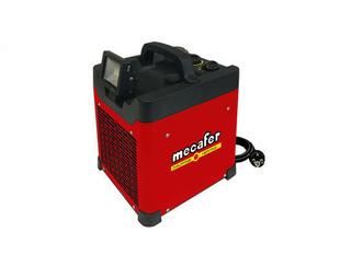 Chauffage soufflant électrique 3300W avec lampe LED intégrée Long.27,5cm Haut.30cm Ép.38cm MECAFER - Gedimat.fr