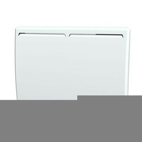 Radiateur à intertie fonte POLA 1000W coloris Blanc - Gedimat.fr