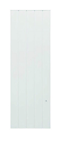 Radiateur à inertie réfractite MANON Blanc 1000W Vertical CHAUFELEC - Gedimat.fr
