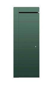 Radiateur à inertie fonte ZINA modèle Vertical Long.39cm Haut.148,5cm Ép.13,8cm coloris Gris 1500W CHAUFELEC - Gedimat.fr